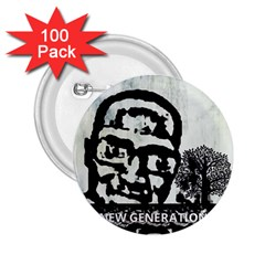m.g firetested 2.25  Button (100 pack)
