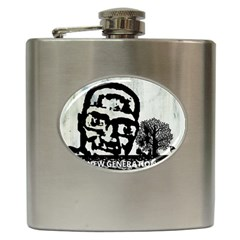m.g firetested Hip Flask