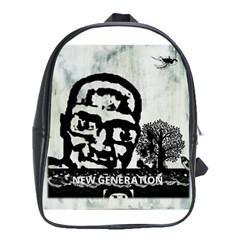 M G Firetested School Bag (xl)