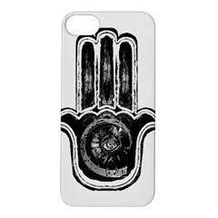Hamsamusiceyebubblesz Apple Iphone 5s Hardshell Case