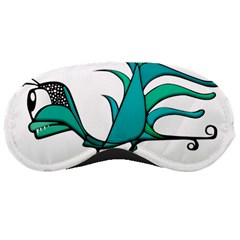 Fantasy Bird Sleeping Mask