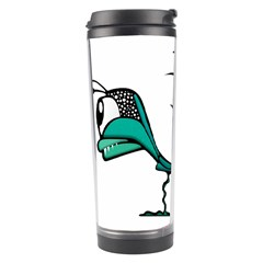 Fantasy Bird Travel Tumbler