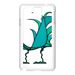 Fantasy Bird Samsung Galaxy Note 3 N9005 Case (white)