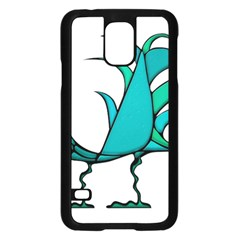 Fantasy Bird Samsung Galaxy S5 Case (Black)