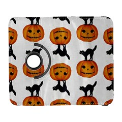 Vintage Halloween Cat Samsung Galaxy S  III Flip 360 Case