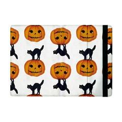 Vintage Halloween Cat Apple iPad Mini 2 Flip Case