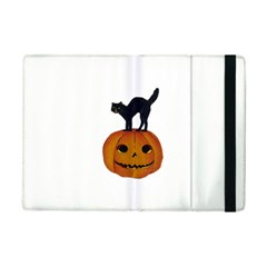 Vintage Halloween Cat Apple iPad Mini 2 Flip Case