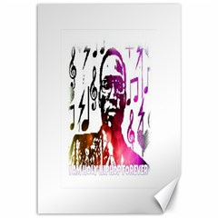 Iamholyhiphopforever 11 Yea Mgclothingstore2 Jpg Canvas 12  x 18  (Unframed)