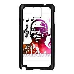 Iamholyhiphopforever 11 Yea Mgclothingstore2 Jpg Samsung Galaxy Note 3 N9005 Case (Black)