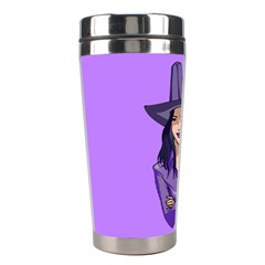 Purple Witch Stainless Steel Travel Tumbler