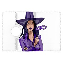 Purple Witch Kindle Fire HDX 7  Flip 360 Case