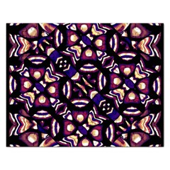 Colorful Tribal Pattern Print Jigsaw Puzzle (rectangle)