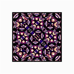 Colorful Tribal Pattern Print Canvas 20  x 30  (Unframed)