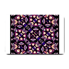 Colorful Tribal Pattern Print Small Door Mat