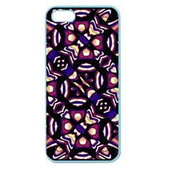 Colorful Tribal Pattern Print Apple Seamless Iphone 5 Case (color)