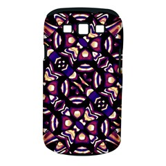 Colorful Tribal Pattern Print Samsung Galaxy S Iii Classic Hardshell Case (pc+silicone)