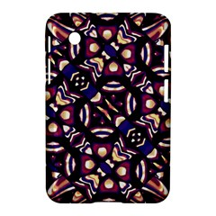 Colorful Tribal Pattern Print Samsung Galaxy Tab 2 (7 ) P3100 Hardshell Case