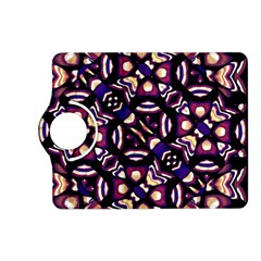 Colorful Tribal Pattern Print Kindle Fire HD 7  (2nd Gen) Flip 360 Case