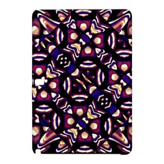 Colorful Tribal Pattern Print Samsung Galaxy Tab Pro 12 2 Hardshell Case