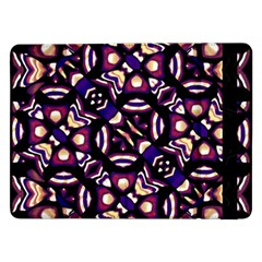 Colorful Tribal Pattern Print Samsung Galaxy Tab Pro 12.2  Flip Case