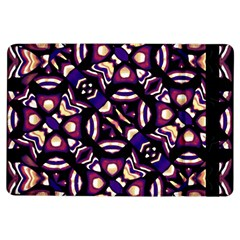 Colorful Tribal Pattern Print Apple iPad Air Flip Case