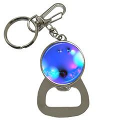 Love In Action, Pink, Purple, Blue Heartbeat 10000x7500 Bottle Opener Key Chain