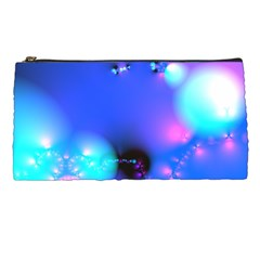 Love In Action, Pink, Purple, Blue Heartbeat 10000x7500 Pencil Case