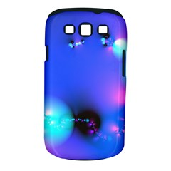 Love In Action, Pink, Purple, Blue Heartbeat 10000x7500 Samsung Galaxy S Iii Classic Hardshell Case (pc+silicone)