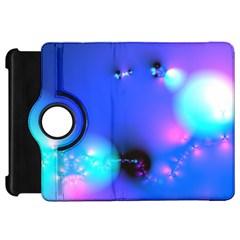 Love In Action, Pink, Purple, Blue Heartbeat 10000x7500 Kindle Fire HD 7  (1st Gen) Flip 360 Case