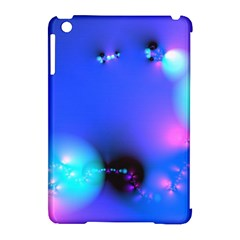 Love In Action, Pink, Purple, Blue Heartbeat 10000x7500 Apple iPad Mini Hardshell Case (Compatible with Smart Cover)