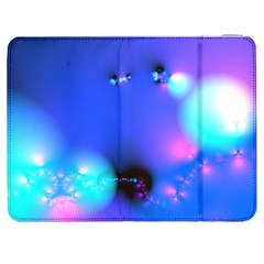 Love In Action, Pink, Purple, Blue Heartbeat 10000x7500 Samsung Galaxy Tab 7  P1000 Flip Case