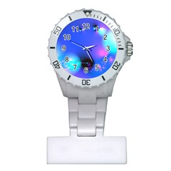 Love In Action, Pink, Purple, Blue Heartbeat 10000x7500 Nurses Watch