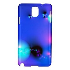 Love In Action, Pink, Purple, Blue Heartbeat 10000x7500 Samsung Galaxy Note 3 N9005 Hardshell Case