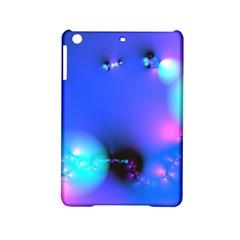 Love In Action, Pink, Purple, Blue Heartbeat 10000x7500 Apple Ipad Mini 2 Hardshell Case