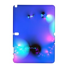 Love In Action, Pink, Purple, Blue Heartbeat 10000x7500 Samsung Galaxy Note 10.1 (P600) Hardshell Case