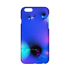 Love In Action, Pink, Purple, Blue Heartbeat 10000x7500 Apple iPhone 6 Hardshell Case