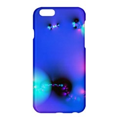 Love In Action, Pink, Purple, Blue Heartbeat 10000x7500 Apple iPhone 6 Plus Hardshell Case