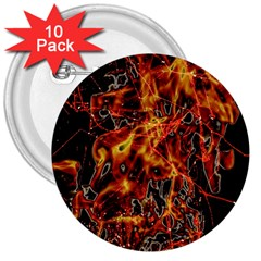 On Fire 3  Button (10 Pack)