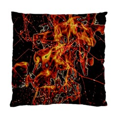 On Fire Cushion Case (single Sided)