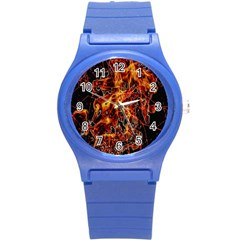 On Fire Plastic Sport Watch (Small)