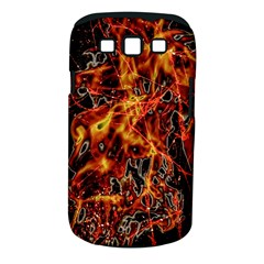 On Fire Samsung Galaxy S III Classic Hardshell Case (PC+Silicone)