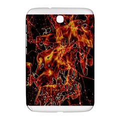 On Fire Samsung Galaxy Note 8 0 N5100 Hardshell Case