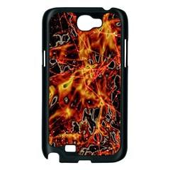 On Fire Samsung Galaxy Note 2 Case (Black)