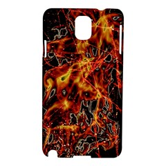 On Fire Samsung Galaxy Note 3 N9005 Hardshell Case