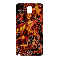 On Fire Samsung Galaxy Note 3 N9005 Hardshell Back Case