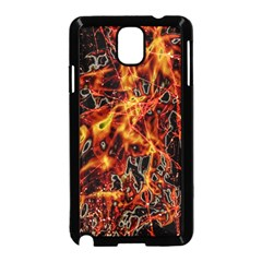 On Fire Samsung Galaxy Note 3 Neo Hardshell Case (black)