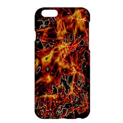 On Fire Apple iPhone 6 Plus Hardshell Case