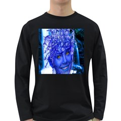 Water Nymph Men s Long Sleeve T-shirt (Dark Colored)