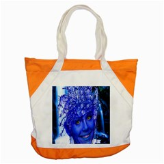 Water Nymph Accent Tote Bag