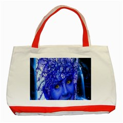 Water Nymph Classic Tote Bag (Red)